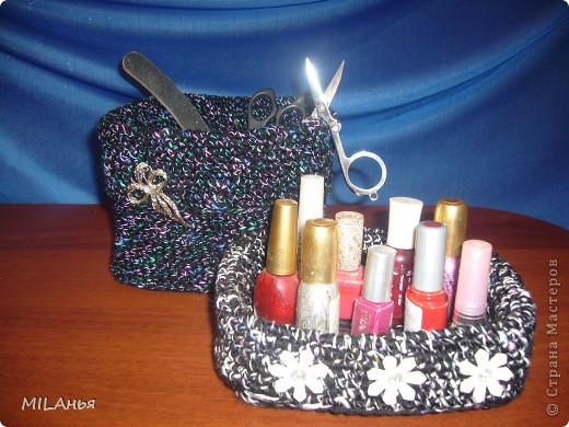Кузовки для хранения всяких мелочей)))) фото 5