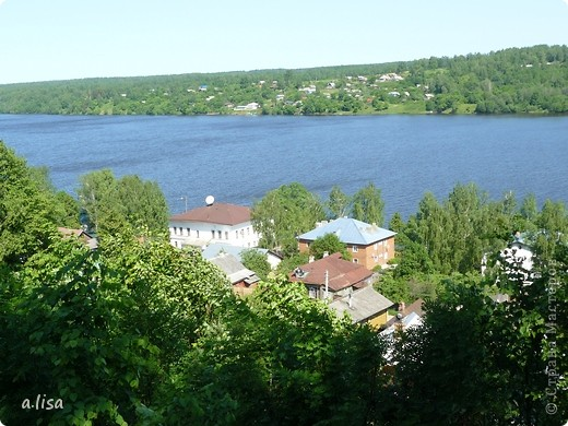 Вид с холма. фото 10