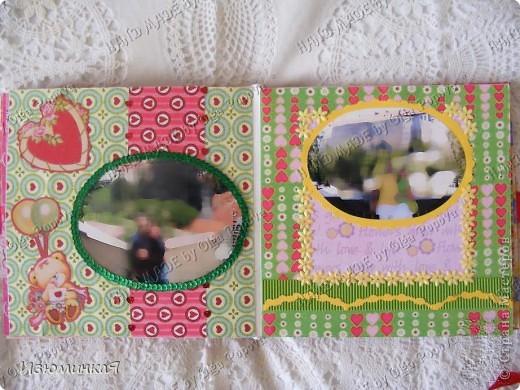 Это коробочка, в которой любимый получил свой подарок :) Украшения - атласные ленты и квиллинговый цветочек. фото 24