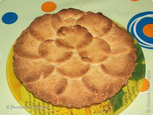 """Очень вкусный и легкий в приготовлении тортик. Делается очень быстро, где-то за час, очень удобно, когда """"гости на пороге"""". фото 1"""