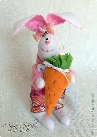 Морковный зай. фото 2