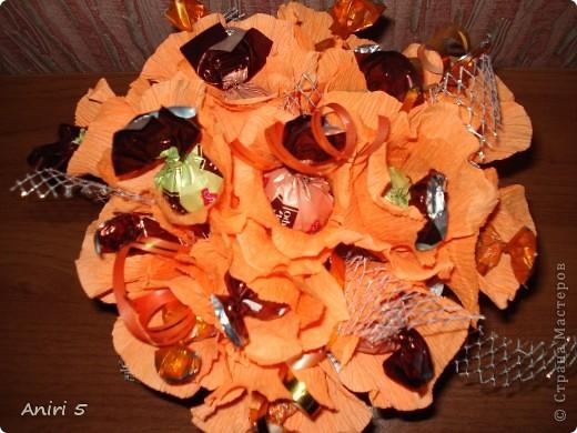 Вот такие корзинки я сплела для подарков к 8 марта. фото 7