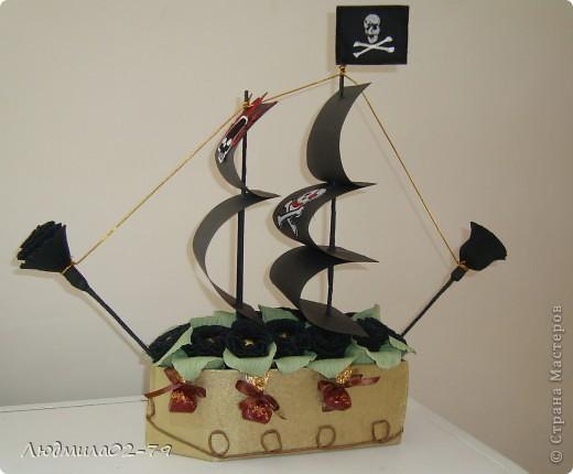 """Пиратский корабль """"Черная Жемчужина"""" фото 2"""