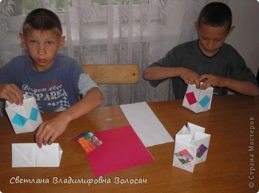 Многие воспитанники уехали в санатории, кого забрали в гости.  Так что детей младшего возраста осталось мало, да и то все мальчишки. Давно хотела с ними сделать карандашницу (МК Ольги Ольшак http://stranamasterov.ru/node/40748)  фото 2