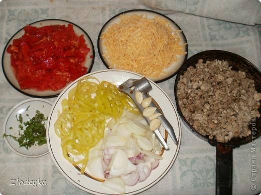 Доброе время суток Мастеряне!!Впервые решила поробовать сделать лазанью,но только без соуса бешамель, хотелось более овощного варианта. фото 4