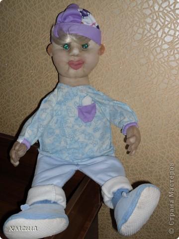 Кукла - пакетница. фото 4