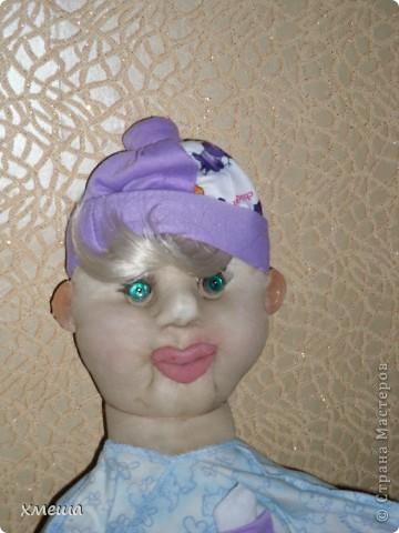 Кукла - пакетница. фото 2