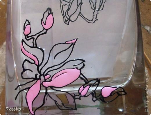 Сегодня я наконец-то размещу мастер-класс по росписи цветочков.Надеюсь он будет полезен и кто-то хоть что-то почерпнет из него. Собственно,начнем. фото 12