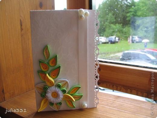Открытка и коробочка для денег. фото 2