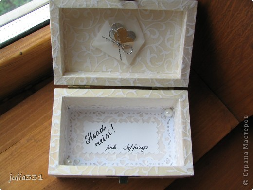Открытка и коробочка для денег. фото 7