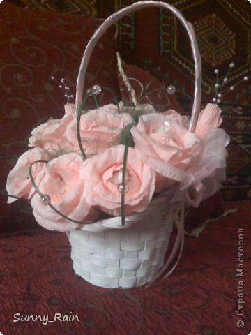корзиночка на свадьбу фото 3