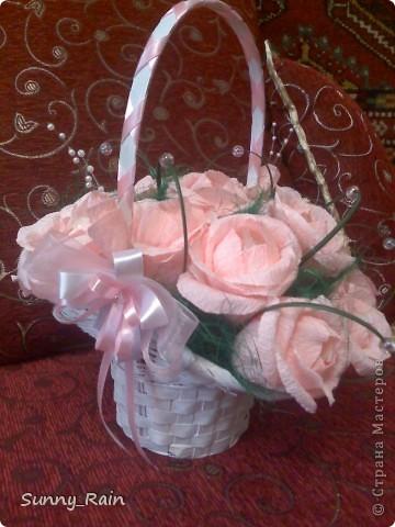 корзиночка на свадьбу фото 1
