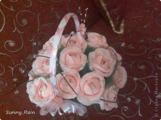 корзиночка на свадьбу фото 2