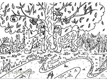 Продолжаю выкладывать рисунки букв. Если заинтересуетесь, то другие картинки смотрите по ссылке https://stranamasterov.ru/user/43706. фото 22
