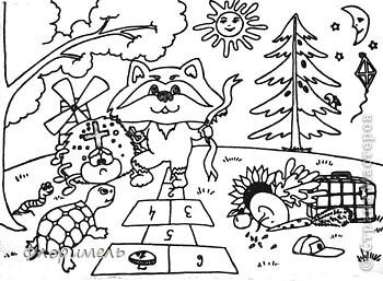 Продолжаю выкладывать рисунки букв. Если заинтересуетесь, то другие картинки смотрите по ссылке http://stranamasterov.ru/user/43706. фото 5