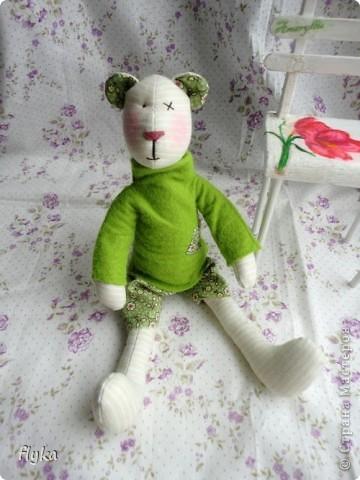 Мишка Тильда фото 2