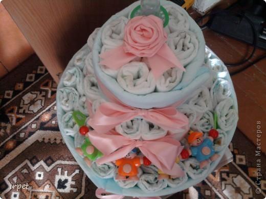"""""""Коржи и начинка"""" для торта фото 5"""