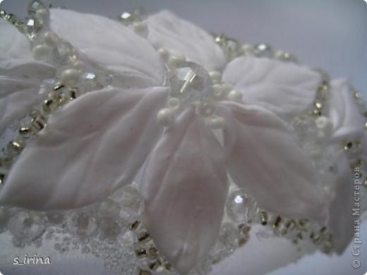 Свадебные бокал по мотивам платья невесты фото 5