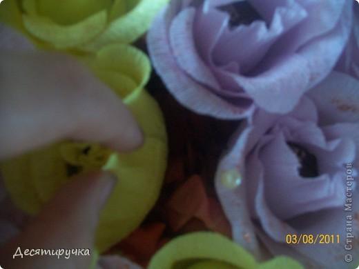 с виду обычный конфетный букет или торт ( как вам будет угодно) фото 4