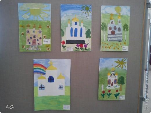 Наша семейная работа на конкурс - и правда делали свей семьёй:) фото 12