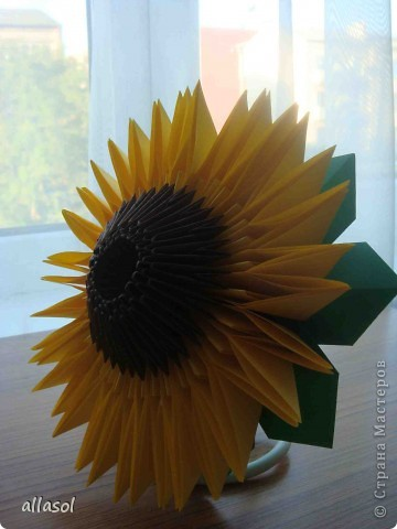 Оригами Цветы и не только