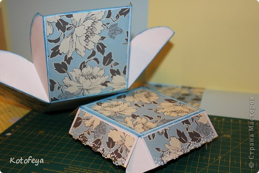 Коробочка в подарок.  фото 8