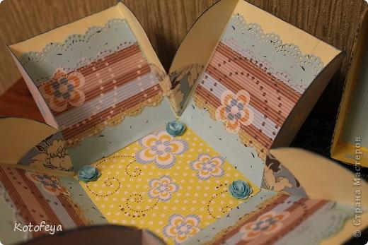 Коробочка в подарок.  фото 6