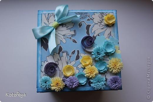 Коробочка в подарок.  фото 2