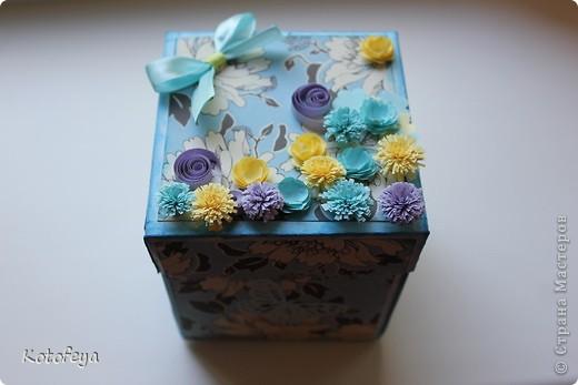 Коробочка в подарок.  фото 1