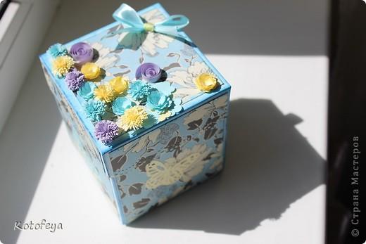 Коробочка в подарок.  фото 9