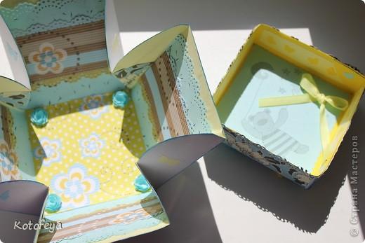 Коробочка в подарок.  фото 3
