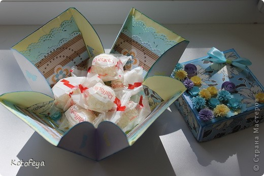 Коробочка в подарок.  фото 10