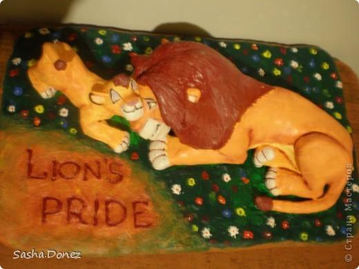 Львиная гордость фото 3