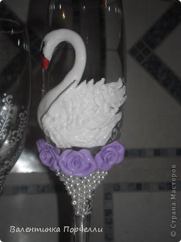 Мои вымученные лебеди фото 4
