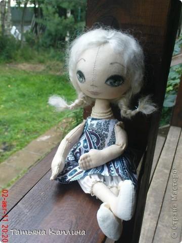 Кукла Вера