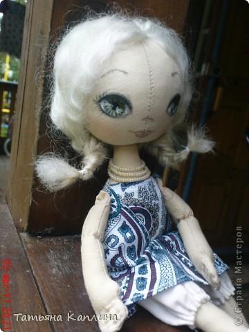 Кукла Вера фото 2
