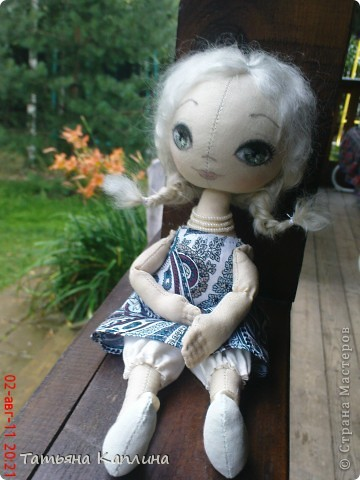 Кукла Вера фото 3