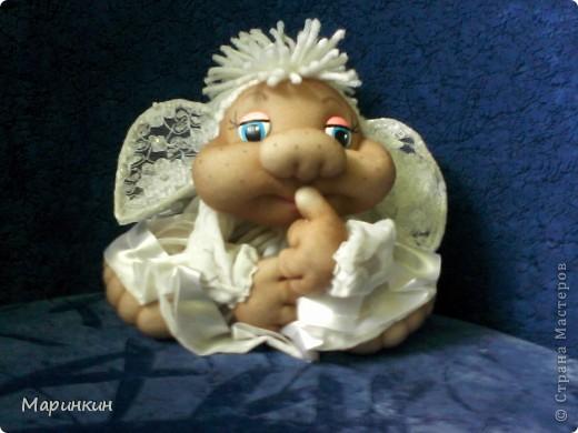 Заказали Ангелочка на крестины. фото 2
