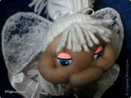 Заказали Ангелочка на крестины. фото 3