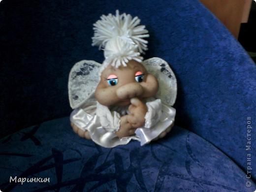 Заказали Ангелочка на крестины. фото 4