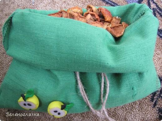 Мешочки для хранения трав фото 2