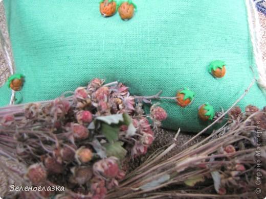 Мешочки для хранения трав фото 4