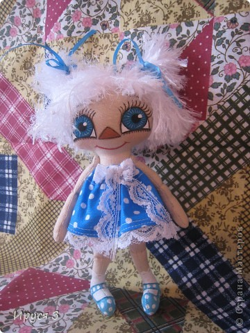 куколка Танюшка фото 1