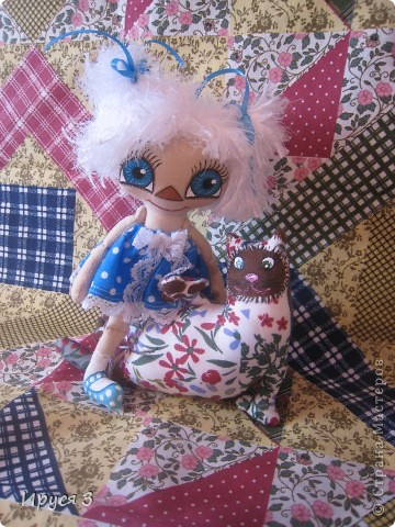 куколка Танюшка фото 5