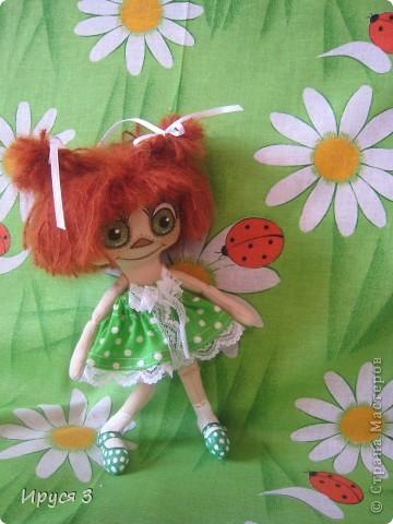 куколка Рыжунька фото 2