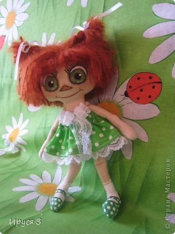 куколка Рыжунька фото 1