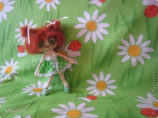 куколка Рыжунька фото 3