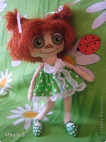 куколка Рыжунька фото 6