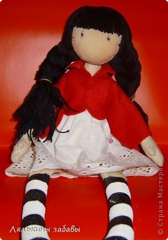 Сьюззи-дитя ветра. Вторая ,но не последняя моя куколка по мотивам иллюстраций.  фото 2