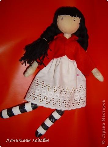 Сьюззи-дитя ветра. Вторая ,но не последняя моя куколка по мотивам иллюстраций.  фото 1